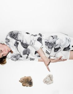 photo: Kuba Dąbrowski styling: Monika Kucel model: Fulvia Rossi www.zwyklezycie.pl