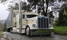 Peterbilt 389, Peterbilt Trucks, Custom Big Rigs, Custom Trucks, Cool Trucks, Big Trucks, Trailers, Semi Trucks, Cool Pictures
