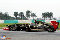 Kimi Räikkönen, Lotus Renault, 2012 Malaysian Formula 1 Grand Prix, Formula 1