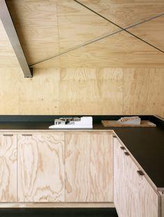 Botany Studio + House  (Botany, Sydney, Australia)  - Dunn & Hillam Architects