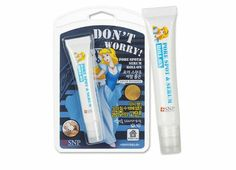 SNP don't worry pore spot serum roll-on