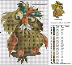 Thrilling Designing Your Own Cross Stitch Embroidery Patterns Ideas. Exhilarating Designing Your Own Cross Stitch Embroidery Patterns Ideas. Cross Stitch Owl, Cross Stitch Animals, Counted Cross Stitch Patterns, Cross Stitch Charts, Cross Stitch Designs, Cross Stitching, Cross Stitch Embroidery, Embroidery Patterns, Hand Embroidery