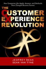 The Customer Experience Revolution Book cover