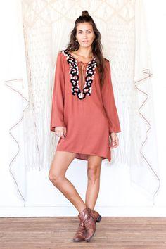 Morocco Mini Dress
