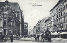 Lata 1892-1900 <3 <3 Ul. Świdnicka w stronę Rynku