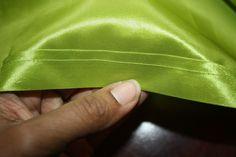 Tutorial Tuesdays: Working with Slippery Fabrics