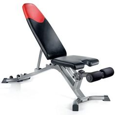 Adjustable bench used for over 30 different exercises Adjusts to 4 different positions Corrects posture and stabilizes position. http://k-dpro.com/product/bowflex-selecttech-3-1-adjustable-bench/
