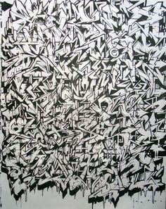 ABCD Wildstyle | Graffiti Alphabet
