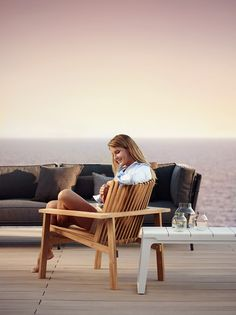 The new Conic outdoor modular lounge group is the latest development ...