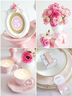 Romantic DIY Wedding Ideas and Free Printables