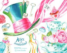 Hey, I found this really awesome Etsy listing at https://www.etsy.com/listing/491949880/sale-alice-in-wonderland-watercolor