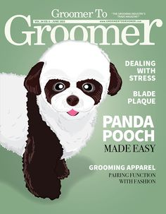 Current Issue | Groomer to Groomer – Pet Grooming News, Stories, and Videos