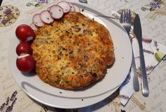 Frittata Frittata, Never Give Up, Cauliflower, Muffin, Food And Drink, Vegetables, Breakfast, Morning Coffee, Cauliflowers