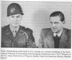 Walter Schellenberg photo by sschellenberg on DeviantArt Walter Schellenberg, Nuremberg Trials, Major General, World War Two, Ww2, Crime, Portrait, Cold War, Police