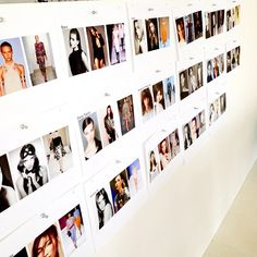Good love: Castings for Resort 14 RTW Presentation in NYC