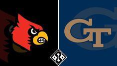 Georgia Tech vs Louisville 10/9/20 - College Football Picks & Odds #PicksParlays College Football Picks, Louisville Cardinals, Georgia, Friday, Tech, Seasons, Seasons Of The Year, Technology
