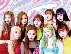 With their Fancy You album, TWICE put a refreshing twist on their image and it's led to K-pop group's biggest response yet for an album yet. Nayeon, Kpop Girl Groups, Korean Girl Groups, Kpop Girls, Extended Play, Mamamoo, Twice K Pop, Shy Shy Shy, Bts K Pop
