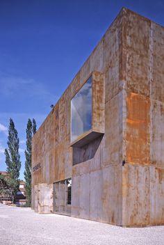 Kulturfabrik Kofmehl, Switzerland  / ssm Architekten