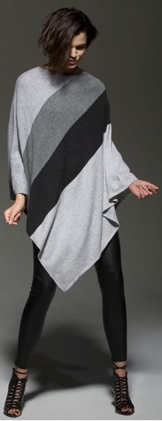 Zynni Cashmere features no dye loungewear series: ponchos. cardigans. sweaters. jackets. tunics. robes. dresses.