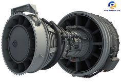 Turbofan Aircraft Engine