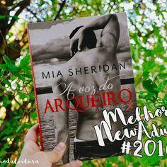 """Boa Noite, ☆ ▫ 2016 foi um ano de muitas leituras boas, e conhecer Archer foi uma das melhores coisas que eu fiz em 2016. ▫ Esse personagem é encantador, possuí uma história triste, e uma vida difícil. Sua história é inesquecível. ▫ """"A Voz do Arqueiro"""" não foi somente o melhor New Adult que eu li em 2016, foi o melhor que eu li até hoje."""