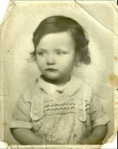 Maxine Yeager age 2 died of phnemonia 1929