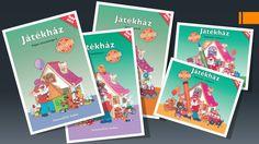 Játékház tankönyvcsalád (Meixner módszer) NAT 2012