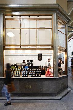 Hearth Designs Market Lane Coffee Shop In Melbourne