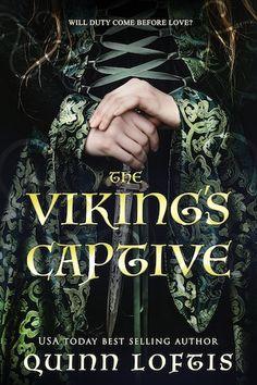 "Read ""The Viking's Captive"" by Quinn Loftis available from Rakuten Kobo. The Viking's Captive is the exciting sequel to The Viking. Historical Romance Books, Historical Fiction Novels, Romance Novels, Paranormal Romance, I Love Books, Books To Read, Good Books, Vikings, Viking Books"
