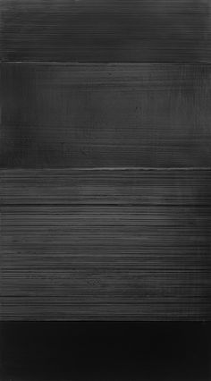 Pierre Soulages (b.1919, France) - the light in  the Black!