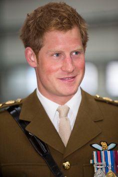 El príncipe Harry de Inglaterra, un valiente explorador rumbo al Polo Sur