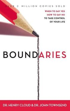 Boundaries: When to Say Yes, How to Say No to Take Control of Your Life by Henry Cloud http://www.amazon.com/dp/0310247454/ref=cm_sw_r_pi_dp_eh-qwb1F63572