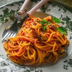 Parádní recepty na milované špagety Foto: