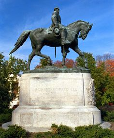 A statue of Robert E. Lee astride his trusty steed Traveller could soon be evicted from a Charlottesville, Virginia, park named in his honor after the city's council voted to remove the Confederate general, WTOP News reported Thursday.