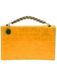 STELLA MCCARTNEY Bolsa Amarela.