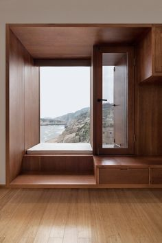 Image 15 of 55 from gallery of Renovation of Captain& House & Vector Architects. Photograph by Xia Zhi House Vector, Modern Windows, Wood Windows, Ceiling Windows, Home Improvement Loans, Bathroom Interior Design, Home Decor Bedroom, Home Renovation, Minimalist Design