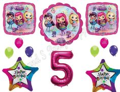 Nothing is more disappointing than to walk into a party where the balloons are on the floor! Leave room for expansion! We specialize in Party Supplies for all occasions and balloons of all shapes, styles and colors! Little Charmers, Fourth Birthday, Balloon Decorations Party, The Balloon, Party Supplies, Balloons, Christmas Gifts, Shapes, Creative