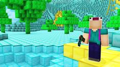 Minecraft Survival, Moose, Lego, Low Poly, Pinterest Board, Gaming, Youtube, Videogames, Mousse