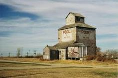 Built in this grain elevator in Fleming, Saskatchewan is the oldest existing elevator in western Canada.David McLennan Till in burnt down in Abandoned Buildings, Abandoned Places, All About Canada, Canadian Prairies, Saskatchewan Canada, Canada Eh, Vernacular Architecture, Western Canada, Canadian History