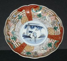 Imari 🇦🇺💠🌀🈲Japanese / Japan Antiques : More At FOSTERGINGER @ Pinterest 🉐💮🉐💮