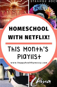Netflix & Homeschool? Like peas & carrots. Using educational documentaries for kids is a great way to bring the subject matter to life and keep them interested! Here are our top educational show picks for March 2019!