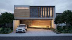 Una casa en Querétaro ¡moderna y sensacional!