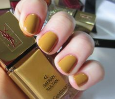 More of YSL Safran Sultan. I MUST find a duplicate of this!