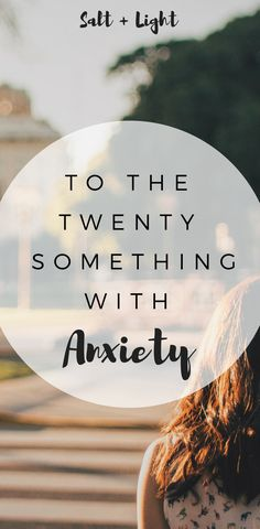 Anxious or depressed? Maybe feeling alone? Here are some things I want you to know!