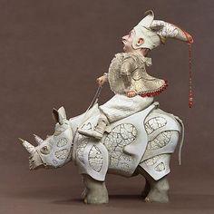 Yuri Shpakovsky - rhinoceros <3