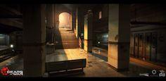 ArtStation - Gears of War: Ultimate Edition - Multiplayer Maps, Adam Baines