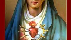Siete gracias que la santísima virgen concede a las almas que le honran diariamente, meditando sus dolores, con el rezo de siete Avemarías