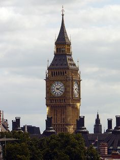 Big Ben by Mike_fleming
