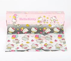 Hello Kitty Aluminum Foil: Teacup