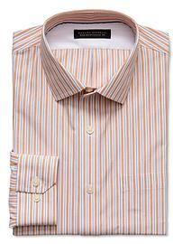 8d396ef4c84 Classic fit non-iron stripe shirt from Banana Republic Mens Button Up